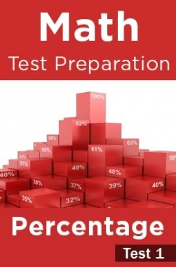 Math Test Preparation Problems on Percentage Part 1