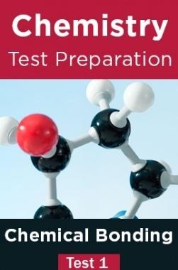 Chemistry Test Preparations On Chemical Bonding Part 1