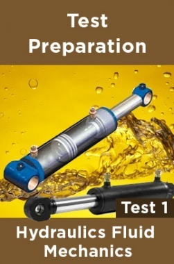 Physics Test Preparations On Hydraulics Fluid Mechanics Part 1
