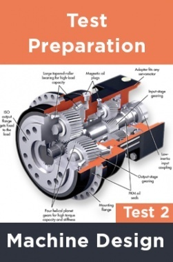 Physics Test Preparations On Machine design Part 2