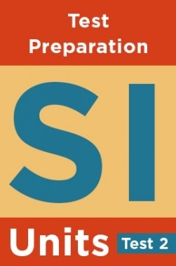 Physics Test Preparations On SI units Part 2