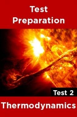 Physics Test Preparations On Thermodynamics Part 2