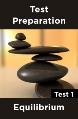 Physics Test Preparations On Equilibrium Part 1