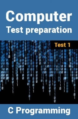 Computer Science Engineering Test Preparations On C Programming Part 1