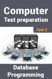 Computer Science Engineering Test Preparations On Database Programming Part 2
