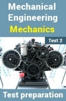 Mechanical Engineering Test Preparations On Engineering Mechanics Part 2