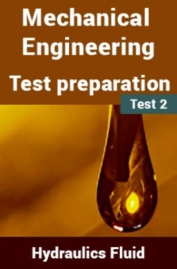 Mechanical Engineering Test Preparations On Hydraulics and Fluid Mechanics Part 2
