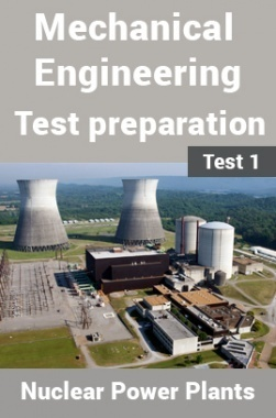 Mechanical Engineering Test Preparations On IC Engines and Nuclear Power Plants Part 1