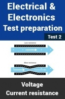 Electronics And Communication Test Preparations On Voltage and Current Part 1