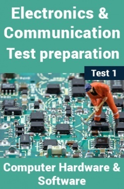 Electronics And Communication Test Preparations On Computer Hardware and Software Part 1