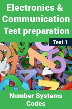 Electronics And Communication Test Preparations On Number Systems and Codes Part 1