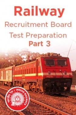 Railway Recruitment Board Test Preparation Part 3