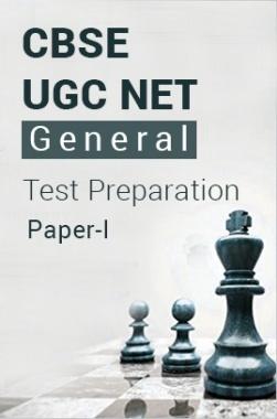 CBSE UGC-NET Test Preparation On General Paper-I