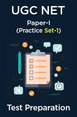 UGC NET Paper-I (Practice Set 1)