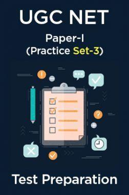 UGC NET Paper-I (Practice Set 3)