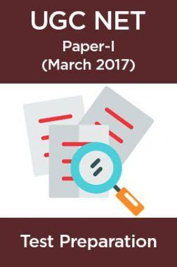 UGC-NET Paper-I (March 2017)