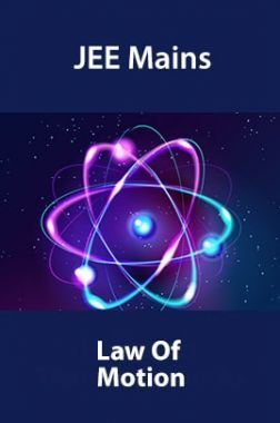 JEE Mains Law of Motion