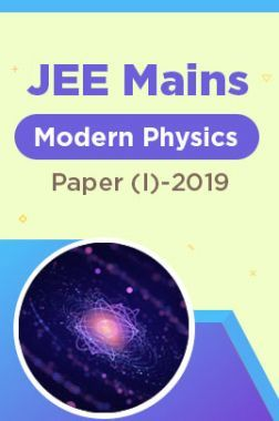 JEE Mains Modern Physics Paper (I)-2019