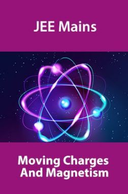 JEE Mains Moving Charges and Magnetism