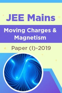 JEE Mains Moving Charges and Magnetism Paper (I)-2019