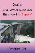 Gate Civil Water Resource Engineering Paper-1
