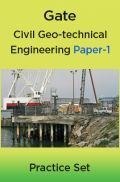 Gate Civil Geo-technical Engineering Paper-1