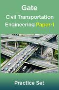 Gate Civil Transportation Engineering Paper-1