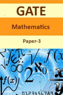 GATE Electronics & Communication Engineering Mathematics Paper-3