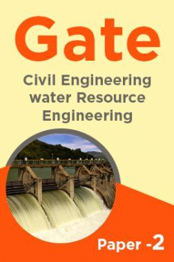 Gate Civil water Resource Engineering Paper-2