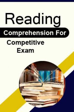 Reading Comprehension Test For Competitive Exam