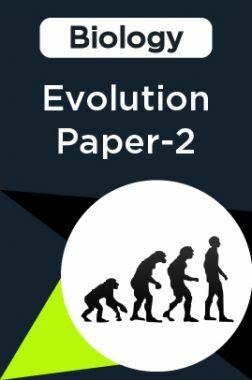 Biology-Evolution Paper-2