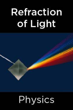 Physics-Refraction of Light