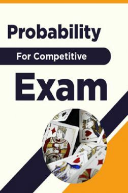 Probability For Competitive Exam