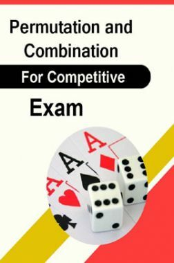 Permutation and Combination For Competitive Exam