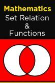 Mathematics-Set Relation Function