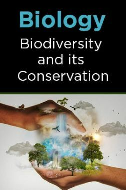 Biology-Biodiversity and its Conservation