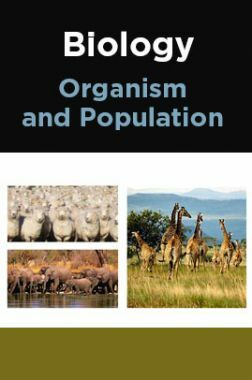 Biology-Organism and Population
