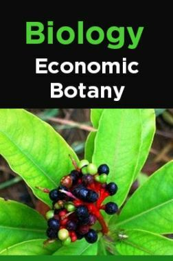 Biology-Economic Botany