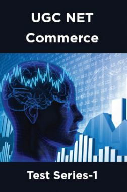 UGC NET Commerce Test Series-1