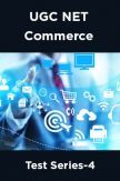 UGC NET Commerce Test Series-4