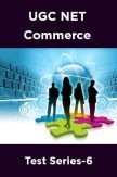 UGC NET Commerce Test Series-6