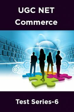 UGC NET Commerce Test Series-6