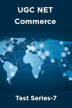 UGC NET Commerce Test Series-7
