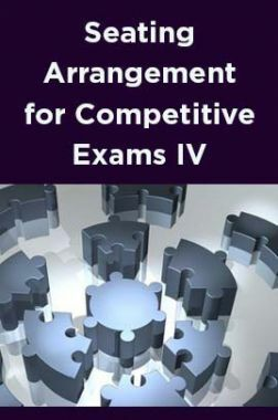 Seating Arrangement for Competitive Exams IV