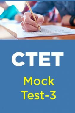 CTET Mock Test-3