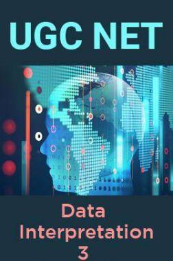 UGC NET Data Interpretation 3