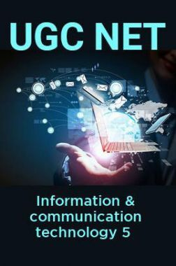 UGC NET Information & communication technology 5
