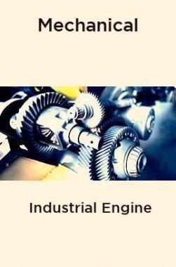 Mechanical Industrial Engine