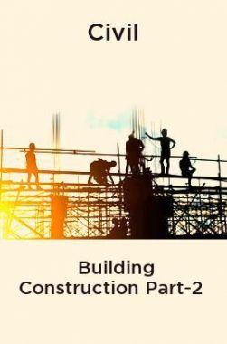 Civil Building Construction Part-2