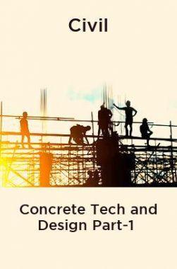 Civil Concrete Tech and Design Part-1